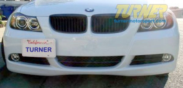 T#338900 - G-BMW45 - No Holes License Plate Bracket - E36, E90, E92, E82, Z3 - GMG Motorsports - BMW
