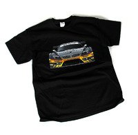 Turner Motorsport Z4 Racecar T-Shirt - Black