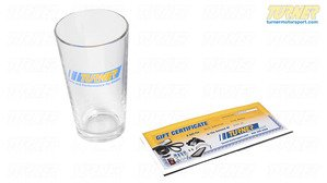 $50 Gift Certificate with Turner Pint Glass
