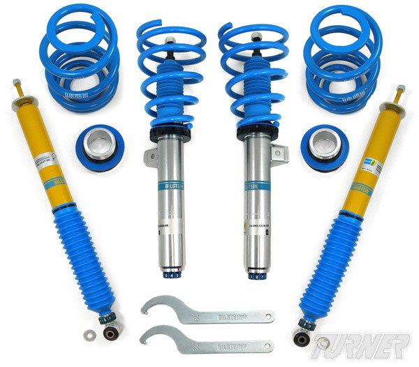 T#338918 - GM5-D163-H2 - Bilstein B16 PSS10 Coil Over Suspension - E9X 325i/328i/330i/335i, E82 128i/135i - Bilstein - BMW