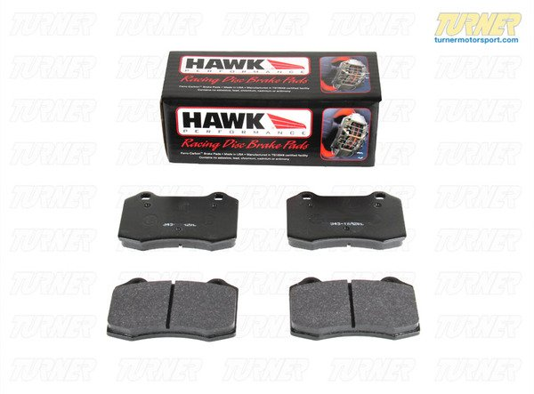 T#338922 - HB194W.xxx - Brembo Calipers Lotus, A, C, F - Race Brake Pad Set - Hawk DTC-30 - Hawk - BMW MINI