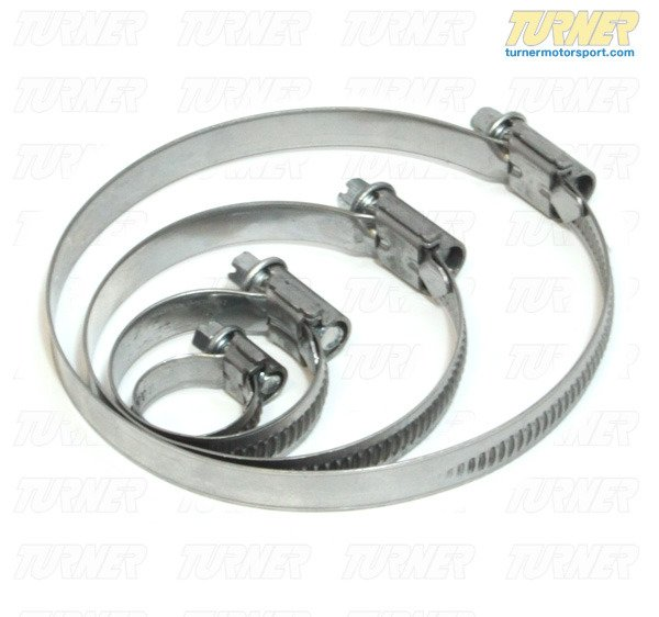 T#338927 - Hose-Clamps - OEM Style Hose Clamps - Turner Motorsport - BMW MINI