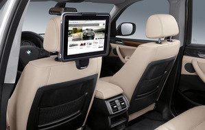 Genuine BMW iPad Holder - Most BMWs 2006+