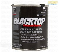 KBS BlackTop Waterproof and Chemical-Resistant Topcoat