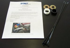 Turner Motorsport Steering Rack Stop Kit