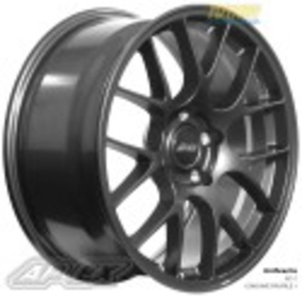 "T#338816 - EC71895ET58AN - APEX EC-7 18x9.5"" ET58 Anthracite Wheel 20.65lbs - APEX Wheels -"