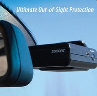 Escort SmartRadar Radar Detector for iPhone / Android