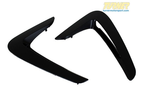 T#338849 - F32-FNDR - Custom Side Vents - F32 428i 435i  - Turner Motorsport - BMW