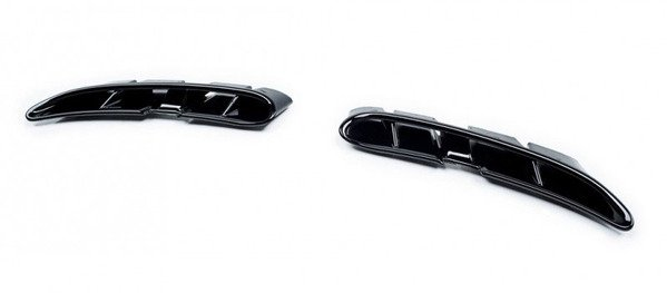 T#338873 - F82-M4SVENT - Painted Side Vents - F82 M4 - Turner Motorsport - BMW