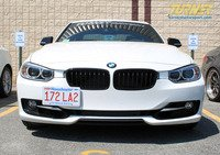 No Holes License Plate Bracket - F30 328i 335i 2012+, F32 428i, 435i, F22 M235i, F80 M3, F82 M4