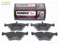 T#206179 - TMS206179 - Hawk HP Plus Brake Pads - Front - F22/F3X 228/328/428 - Hawk - BMW