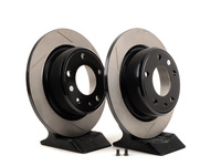 Gas-Slotted Brake Rotors (Pair) - Rear - E30 M3
