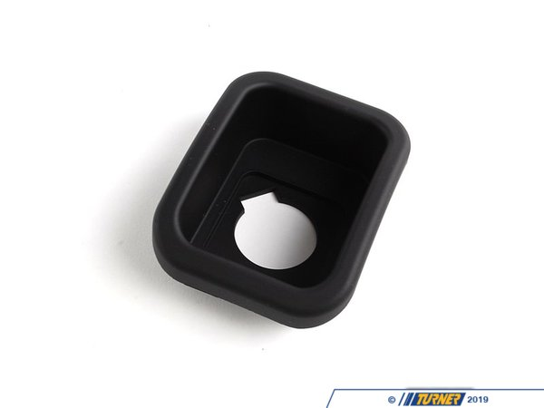 T#111587 - 51477077851 - Genuine BMW Socket Cover Schwarz - 51477077851 - E39 - Genuine BMW -