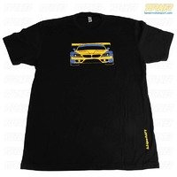 Turner Motorsport Blipshift Z4 Racecar Womens Fitted T-Shirt