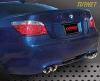 E60 M5 Turner/Corsa Axle-Back Sport Exhaust System
