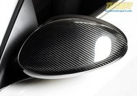 E90 Dry Carbon Fiber Mirror Covers (non-M)