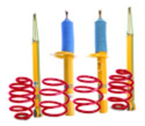 T#338660 - E30RACE - E30 Suspension Package With H&R Race Springs and Bilstein Sport Shocks - Packaged by Turner - BMW