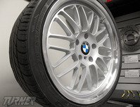 D-Force EmPower 18in Staggered Wheel Set for E39 5-series