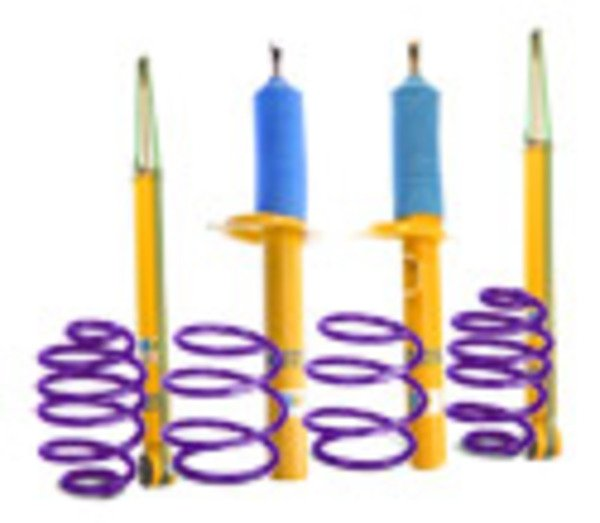 T#338724 - E39SUSPX540 - E39 540i H&R/Bilstein Sport Suspension Package - Packaged by Turner - BMW