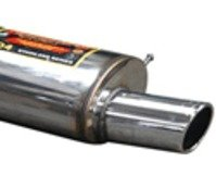 E63/E64 645/650 Supersprint Performance Mufflers (Left & Right Set)