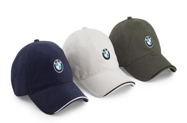T#338523 - 8016043960X - Genuine BMW Brushed Twill Hat - Genuine BMW - BMW