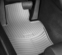 Genuine BMW All Weather Rubber Floor Mats - E46 325xi 330xi