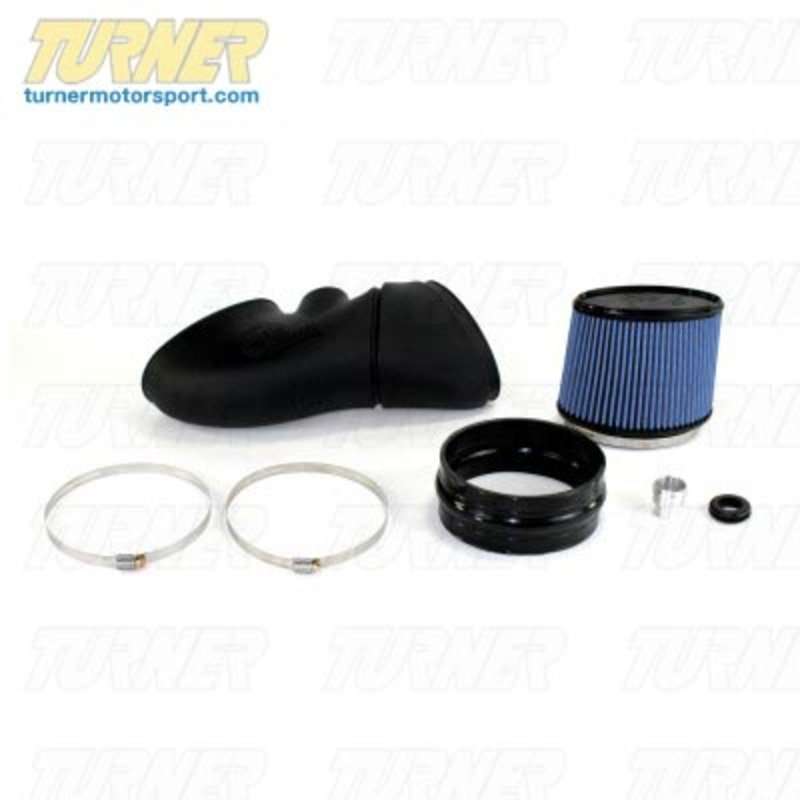 T#338481 - 54-31662 - aFe Intake Kit - E9X M3 - Stage 2 Factory Intake with Pro5R & ProDry S - AFE - BMW