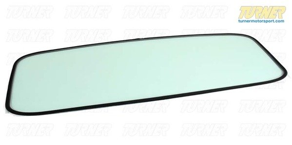 T#338198 - 54318401027 - Rear Window for Z3 Convertible Top - Genuine BMW - BMW