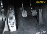 E46 Sedan M Aluminum Footrest / Dead Pedal (4 door only)