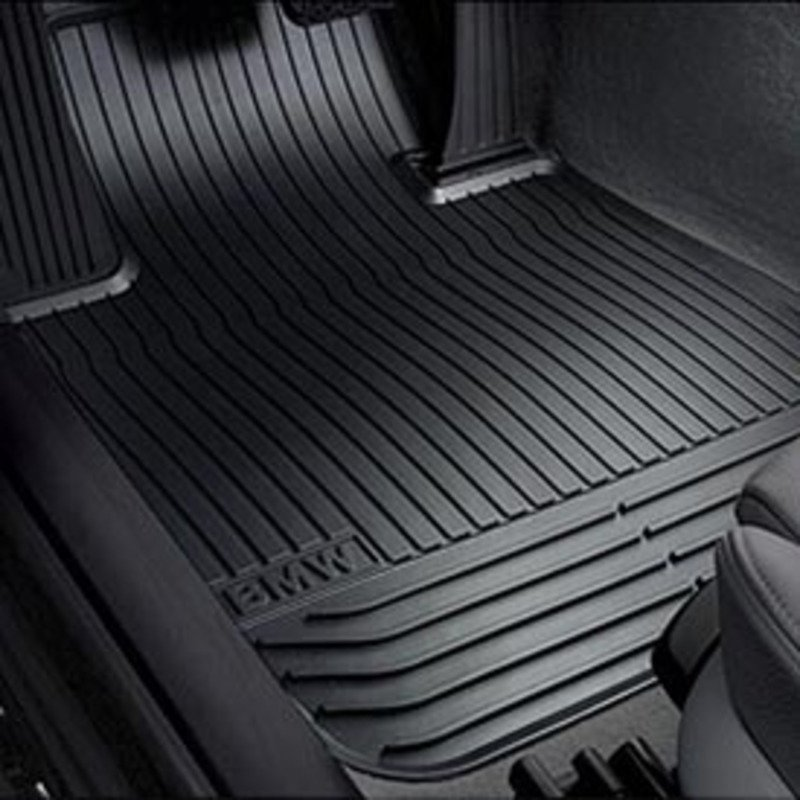 Bmw X7: Genuine BMW All Weather Rubber Floor Mats