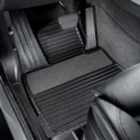Genuine BMW Rubber Floor Mats - E70 X5. E71 X6