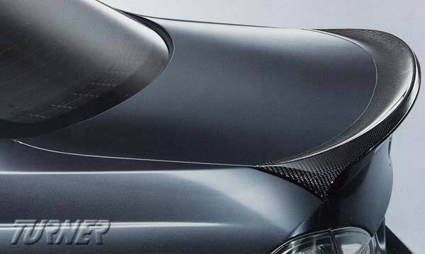 T#338190 - 51710411575 - E90 Genuine BMW Carbon Fiber Rear Deck Spoiler - Genuine BMW - BMW