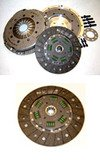 T#338444 - 520-010S- - E36, E46, Z3, Z4 HD Clutch and Flywheel Kit - Sachs - BMW
