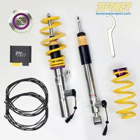 E90/E92 M3 KW Coilover Kit - DDC ECU Electronically Adjustable