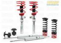 E82 128i/135i H&R Street Coilover Suspension Kit
