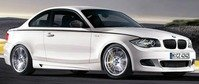 Genuine BMW E82 1 Series Performance Front Spoiler Kit for 128i & 135i
