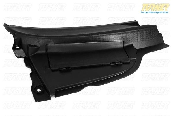 T#338170 - 51132751210 - Windshield Cowl Cover - Right - MINI Cooper R55 R56 R57 - Genuine BMW MINI -