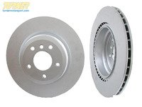 Rear Brake Rotors - E9X 330i/330Xi/335i/335Xi