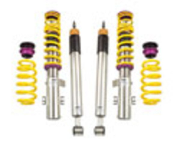 T#338382 - 35220026X - E65 745/750 KW Coilover Kit - Variant 3 (V3) - KW Suspension - BMW
