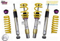 T#338387 - 35220080X - F10 528i/535i/550i KW Coilover Kit - Variant 3 (V3) - KW Suspension - BMW