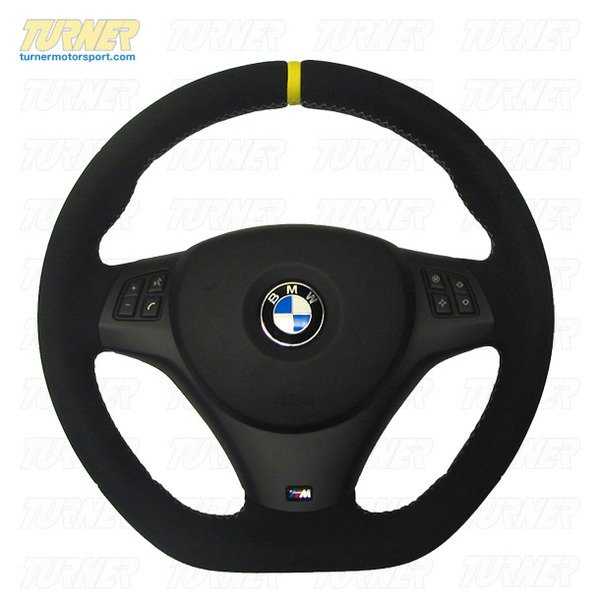 T#338088 - 32302157307 - E9x BMW Performance Rennsport Steering Wheel - Genuine BMW - BMW