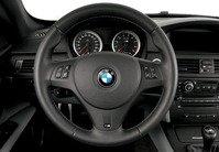 E90/E92 M3 Steering Wheel - Fits all E90/E92 3 Series
