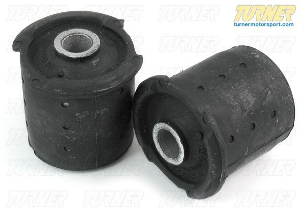 T#338093 - 33319059301 - Rear Subframe Bushings/Mounts - Aft/Rear Pair - E36 M3 (Upgrade for E36 non-M) (Pair) - Genuine BMW - BMW