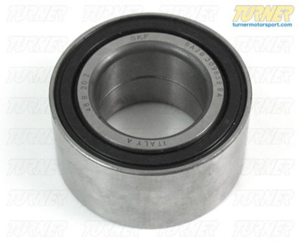 T#338100 - 33411090505 - Rear Wheel Bearing for E36 M3, E46 M3, 330 and E46 xi, E38, E83 - Packaged by Turner - BMW