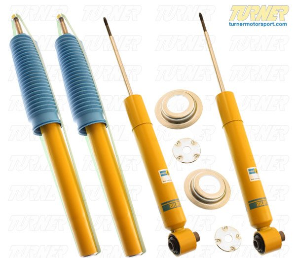 T#4585 - E34SP-3019 - E34 Bilstein Sport Shocks - E34 see applications below (Set of 4) - Bilstein - BMW