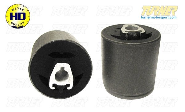 T#338353 - 31120006482 - Front Upper Control Arm Bushing Set (FCAB) - Meyle HD - E39 540i/M5, E38 all (Pair) - Turner Conforti Performance Chips - BMW