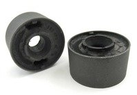 Front Control Arm Bushings (FCAB) - Centered Solid Rubber - E30, E36, E36 M3, Z3 (Pair)