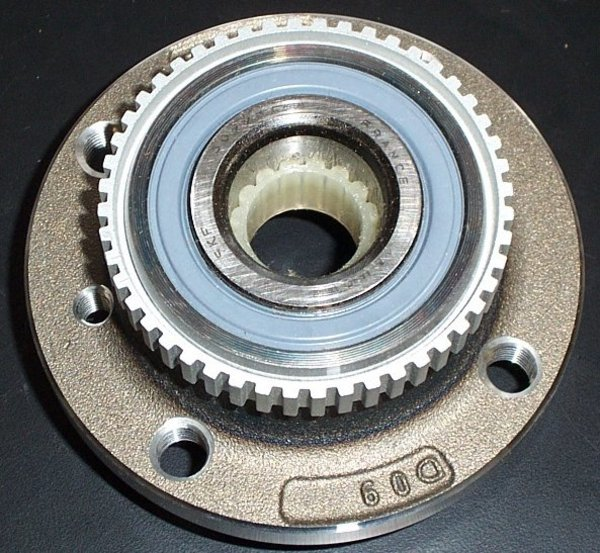 T#338067 - 31211131297 - E30 325/318 Front Wheel Bearing Hub Assembly - Packaged by Turner - BMW