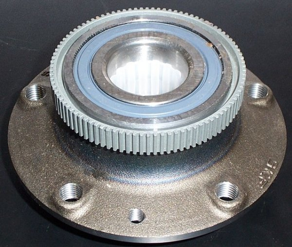 T#338069 - 31211468753 - E30 M3 Front Wheel Bearing Hub Assembly - Packaged by Turner - BMW