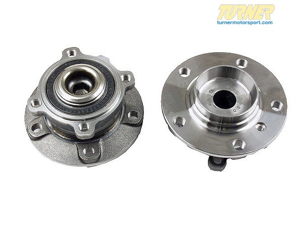 T#338076 - 31226750217 - Front Wheel Bearing Hub - E65/E66 745i/li 750i/li 760i/li - Packaged by Turner - BMW